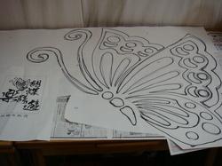 工房のれん-デザイン-蝶.JPG